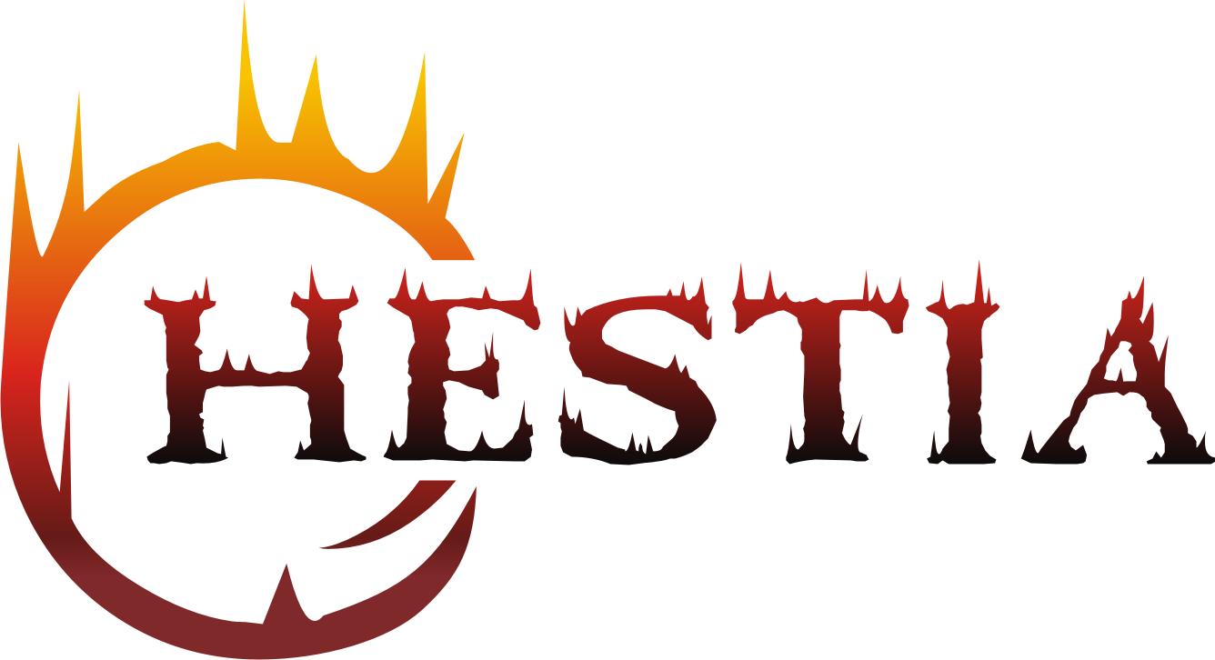 Hestia fire artist logo